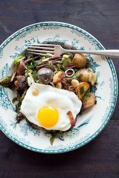 A Peak into Washington, D.C., Farmers' Markets (and a Farmers' Market Inspired Salad) | WholeLifestyleNutrition.com