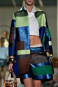 GIOKATHLEEN: Dsquared2 SS'15 Ready to Wear Milan Fashion Week