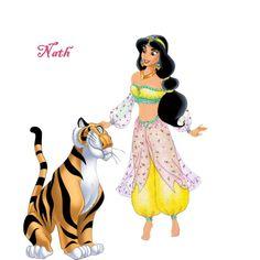 Disney- mes tubes - (page 5) - Passionimages Disney Movie Characters, Disney Movies, Fictional Characters, Disney Fan Art, Disney Style, Jasmine Disney, Creation Art, Princesas Disney, Aladdin