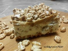 Kuchnia Koloru Blond: Ciasto Kinder Country dla alergików Tiramisu, Bread, Country, Ethnic Recipes, Food, Rural Area, Brot, Essen, Baking