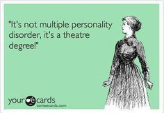 funny theatre quotes - Google Search
