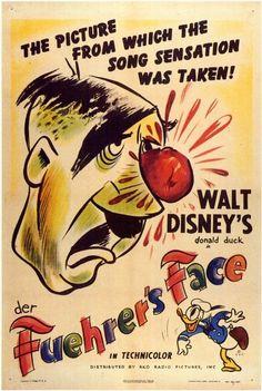 Cortos animados de Disney en la segunda guerra mundial [1942/43]