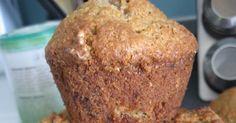 Je n'avais jamais gouter ce genre de muffins et j'ai été agréablement surprise! C'est tellement bon! La texture est extraordinaire!!!!! À fa... Galette, French Food, Vegetable Recipes, Banana Bread, Zucchini, Genre, Biscuits, Food And Drink, Snacks