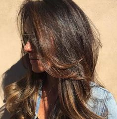 50 Super Chic #Hairstyles for Long Faces to Break Up the Length> http://therighthairstyles.com/20-super-chic-hairstyles-for-long-faces-to-break-up-the-length/