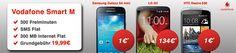 Vodafone Smart M Angebote mit Smartphones ab 1 EUR *Update 08.11.13* http://www.simdealz.de/vodafone/vodafone-smart-m-angebote-mit-smartphones-ab-1-eur-13kw37/
