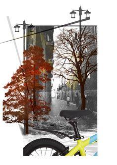 Der Herbst ist da und passend dazu hat OLLO Bikes jetzt auch Schutzbleche im Sortiment. Raus ins Leben und rein in die Pfütze! #ollobikes #herbst #hamburg