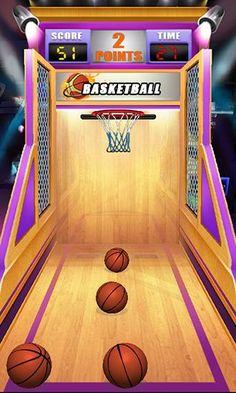 basketball shoot android game cheats