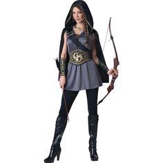 Huntress Adult Costume | BuyCostumes.com
