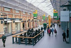 McArthur Glen Swindon Designer Outlet, Wiltshire