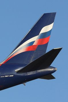 Aeroflot Russian Airlines Boeing 767-300/ER (registered VP-BDI)