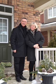 Kenneth and Lucy show off their new home at The Highlands in Newmarket!