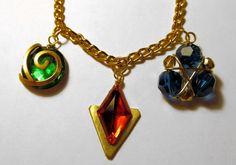Zelda Spiritual Stone Necklace