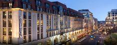 Herzlich willkommen im Hilton Berlin, im Zentrum Berlins, unmittelbar am historischen Gendarmenmarkt und in direkter N�he zu den wichtigsten Sehensw�rdigkeiten der Stadt.
