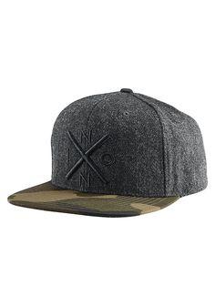 Exchange Snapback Hat | Men's Hats & Beanies | Nixon Watches and Premium…