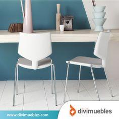 Gespecialiseerd in kantoorinrichtingen & kantoormeubilair Chair Design, Furniture Design, Office Furniture, Dining Chairs, Collection, Environment, Home Decor, Offices, Chairs