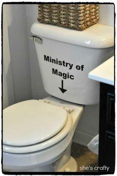 Anniversaire sur le thème d'Harry Potter : la décoration – Mes humeurs créatives by Flo