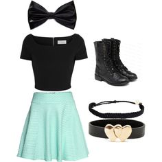 """Bethany Mota Inspired Outfit"" by cinthyaluna on Polyvore"