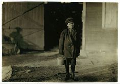 Jo Before, Monongah Glass Co. by Lewis Hine West Virginia History, School Terms, Lewis Hine, Workers Rights, Marion County, 12 Year Old, 1 Year, Working Class, Working With Children
