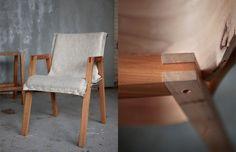 Melle Koot ontwerpstudio ::: dutch design ::: meubel & interieurontwerp / cradle to cradle consultant ::: duurzaam designer - cradle to cradle stoel hout, vilt