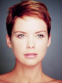 Straight Pixie Hairstyles 2014
