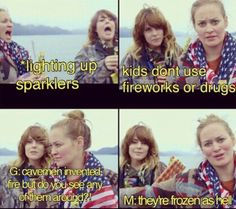 Grace Helbig and Mamrie Hart on HeyUSA YouTubers  #teaminternet