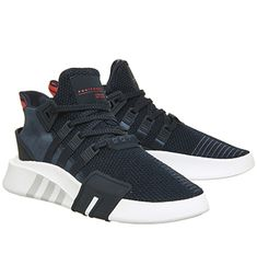 1c017cef35bfa adidas EQT Basket Adv Trainers (Collegiate Navy White). More information