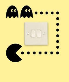 Adesivo Pacman