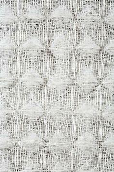 Weaving - linen moha