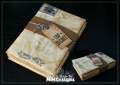 TUTORIAL------Scrap-a-licious-times: Faux Vintage Letterstack Box.