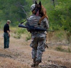 Military K9 Hero & Handler                                                                                                                                                                                 More