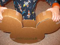 A Disney Mom's Thoughts: Mickey Mouse Pinata Tutorial. I'm not sure we should do a pinata. He may get upset that we are beating Mickey? Mickey Mouse Pinata, Festa Mickey Baby, Theme Mickey, Mickey Mouse Clubhouse Party, Minnie Mouse Theme, Mickey Mouse Parties, Mickey Birthday, Mickey Party, 2nd Birthday