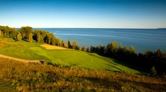 The Preserve Golf Course | Bay Harbor Golf Club, Michigan | BOYNE