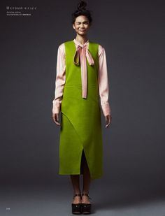 Chanel Iman Stars in Harper's Bazaar Kazakhstan September Cover Story