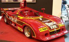 Alfa Romeo 33 SC 12