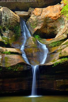 Cedar Falls (Hocking Hills), Ohio © 2006 Joe Braun Photography