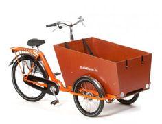Bakfiets.nl - Models - Bakfiets   Cargobike   Transport bike   Cargo trike   Work bike
