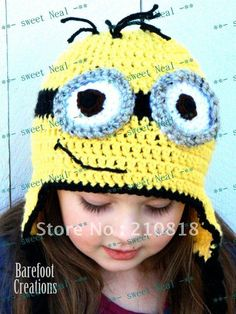 Adorable minion hat! Minion Hats 74501951c670