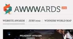 Awwwards are the Website Awards that recognize and promote the talent and effort of the best developers, designers and web agencies in the world. Web Design Trends, Best Web Design, Awards, Map, Website, Location Map, Maps