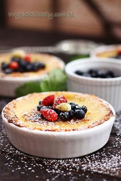 Creme Brulee, Cheesecake, Sweets, Chocolate, Cooking, Food, Interior, Pictures, Life