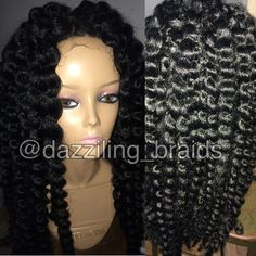 Crochet Hair Untwisted : ... about Lace front braid wig on Pinterest Ghana braids, Lace and Nice