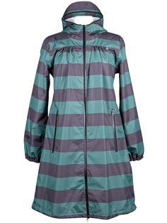 Danefæ regnfrakke. Regntøj #superlove