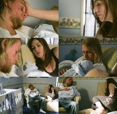 Sons of Anarchy- I don't remember this in one of the shows but it looks sweet.