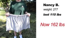 Nancy Lost over 100lbs using Roca Labs Gastric Bypass No #BariatricSurgery - pls watch #RocaLabsReviews @RocaLabs