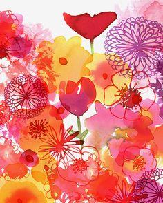 Margaret Berg Art: Bouquet