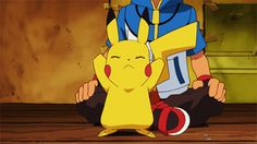 Me whenever I go to a collection of people anywhere Pokemon Gif, Pokemon Movies, All Pokemon, Pokemon Kalos, Pikachu Raichu, Cute Pikachu, First 150 Pokemon, Pokemon Ash Ketchum, Pokemon Starters