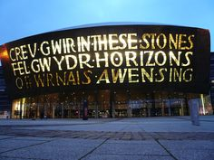 Wales Millennium Centre, Cardiff.   Perf. Workshops residency collaboration with The National Theatre of Wales.