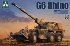 And the second wheel is for a Rhino,a South-African Self Propelled Gun. The Rhino has been developed in South Africa based on wheeled chassis. Army Vehicles, Armored Vehicles, Maquette Heller, South African Air Force, Army Day, Futuristic Armour, Military Armor, Defence Force, Armored Fighting Vehicle