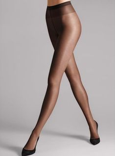 fea5b7cbf Wolford Satin Touch 20 Pantyhose Tights Colour Nearly Black #fashion # clothing #shoes #