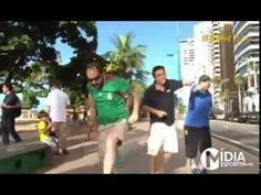 """ESPN Brasil comemora cobertura da Copa do Mundo dançando """"Happy"""""""