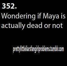 Pretty Little Liars Fan Girl Problems #352